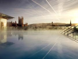 Therme in Bath